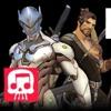 HANZO VS GENJI Rap Battle By JT Machinima (Overwatch Song)