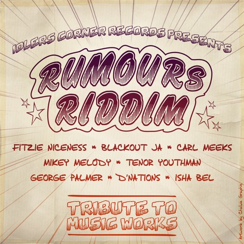 Various Artists - Rumours Riddim (Promo Megamix) by Marshall