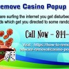 How To Remove Casino Pop Up Manually