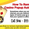 How To Remove Casino Popup Automatically