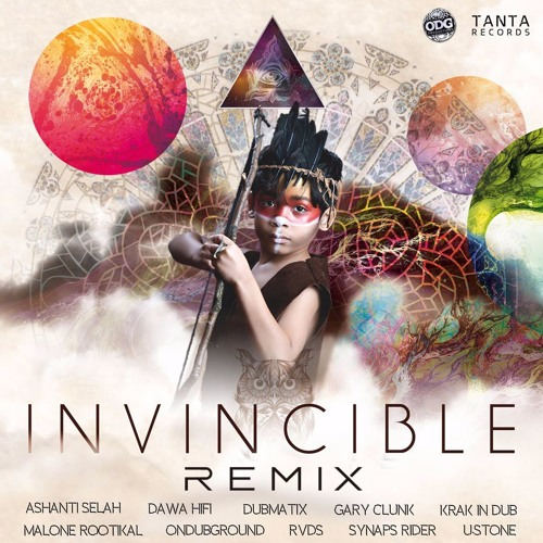 Ackboo feat. Brother Culture - Invincible (Ashanti Selah Remix)