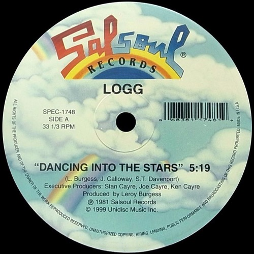 Logg - Dancing Into The Stars (Bill Shakes Edit)