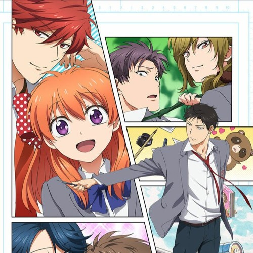 Otaku Talks Anime - Monthly Girls' Nozaki - Kun