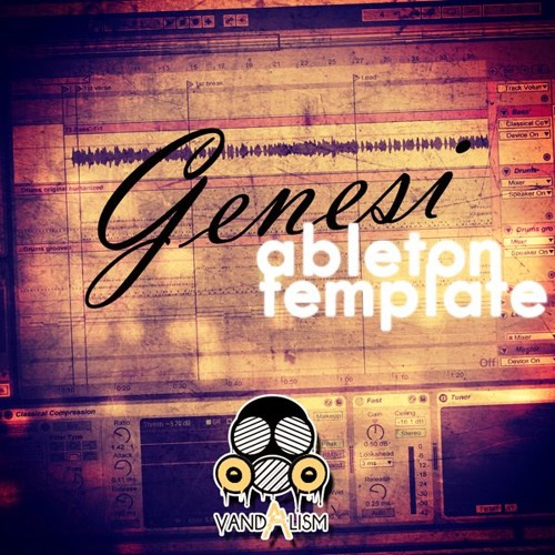 Ableton Template: Genesi