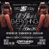 CHRIS FUSION PRESENTS LATTY ALL BLACK EVERYTHING DEC 26 PROMO MIX