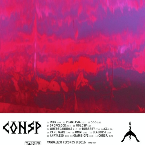 07 CONSP - RUBBERY