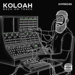 Koloah - True Runner