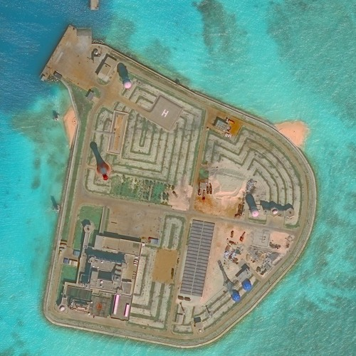 Podcast: China's New Spratly Island Defenses, with Michael McDevitt and Cortez Cooper