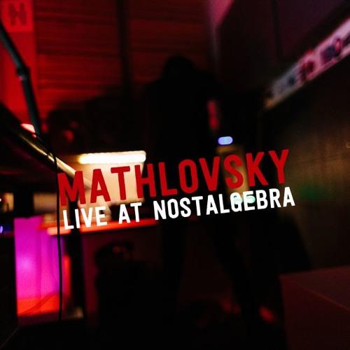 Mathlovsky LIVE at Nostalgebra, Villa Bota 11 Dec 2016