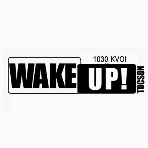 Dr. Carolyn J. Lukensmeyer with Chris DeSimone of Wake Up Tucson 1030 KVOI