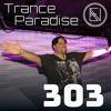 Euphoric Nation - Trance Paradise 303 2016-12-08 Artwork