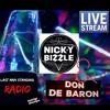 Last Man Standing Radio #LiveStream - Nicky Bizzle & Don De Baron @ Vunzige Deuntjes