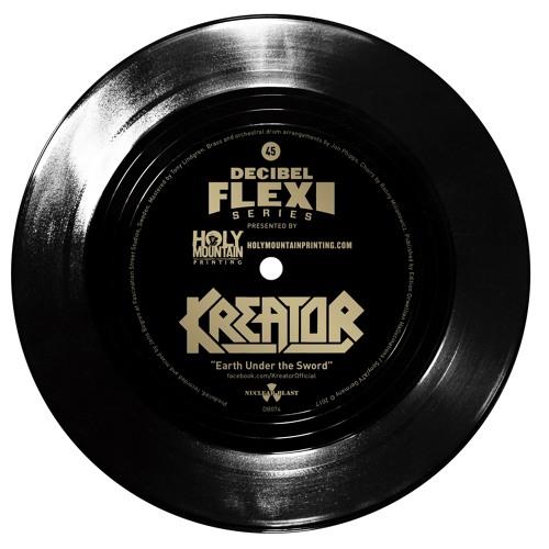 "Kreator ""Earth Under The Sword"" (dB074)"