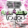 David Guetta & Cedric Gervais - Would i Lie to You (Dan Domino Reload) FREE DL! Click to BUY