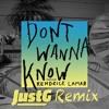 Maroon 5 - Dont Wanna Know (JustG Remix)