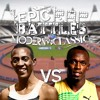 Jesse Owens vs Usain Bolt - demo version
