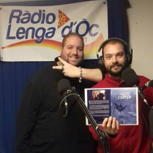 Radio Lenga d'Oc LITTERATURE ET SOCIETE - Interview Vincent Blénet - CIEUX FM