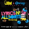 Lyrics n Allsorts volume two featuring Dj Jim & Stafford Mc