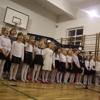 Kolędy dla Olimpii, w wykonaniu uczniów SP z Białej Piskiej