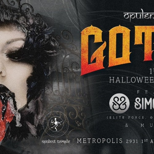 FooFou - Opulent Temple Gothica Halloween