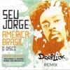 Seu Jorge Burguesinha Album Cover