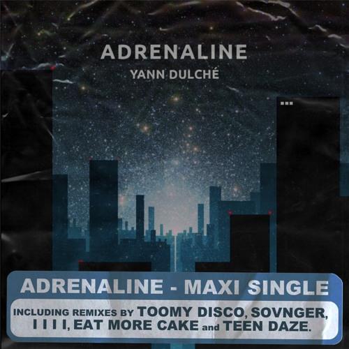 ADRENALINE (maxi)