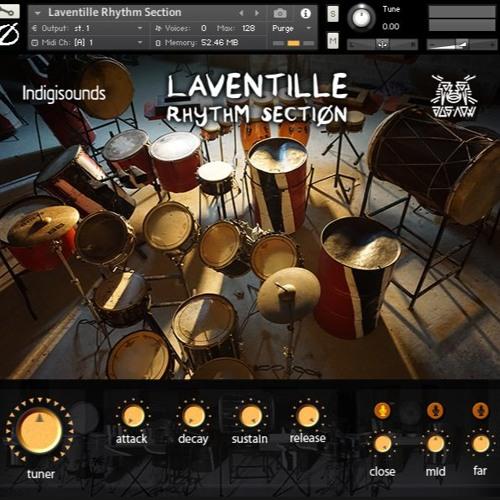 Laventille Rhythm Section - Demo#1