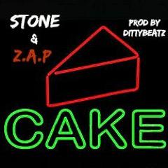 L-Stone & Z.A.P-CAKE prod by DittyBeatz