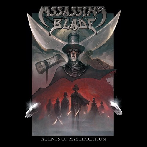 ASSASSINS BLADE - Agents of Mystification (PURE STEEL RECORDS)