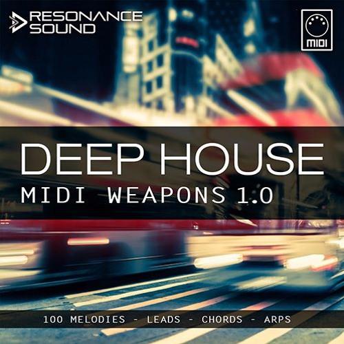 Resonance Sound - Deep House MIDI Weapons 1.0