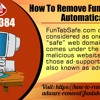 How To Remove FunTabSafe.com Automatically