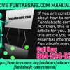 How To Remove Funtabsafe.com Manually From Pc