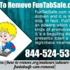 How To Remove FunTabSafe.com
