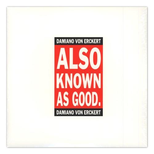 """AVA.LP004 Damiano von Erckert """"Also Known As Good."""""""