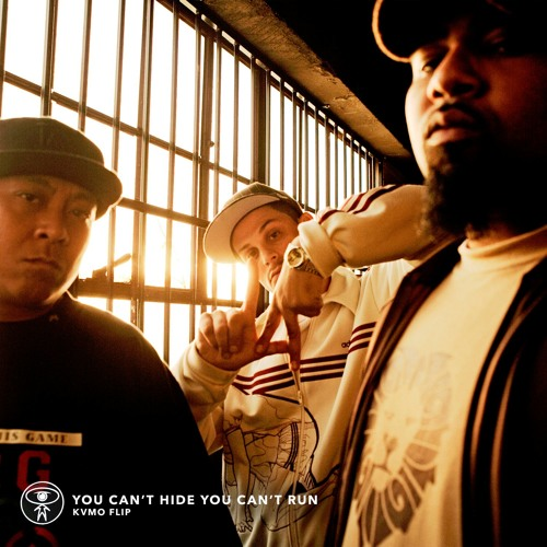 Dilated Peoples You Can't Hide You Can't Run