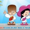 Turma Do Cristãozinho - Cuidado Olhinho (Dj Erika Gospel Infantil Remix )