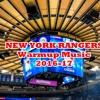 New York Rangers 2016-17 Warmup Music