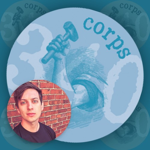 Corp340 Podcast - Doug Dean | Art Director, Wall-to-Wall Studios