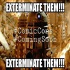 Exterminate Them (Dr. Who Theme) COMIC CONS Deuce H. Wood the 5th feat. Bruiza prod. by Stan Ipkiss