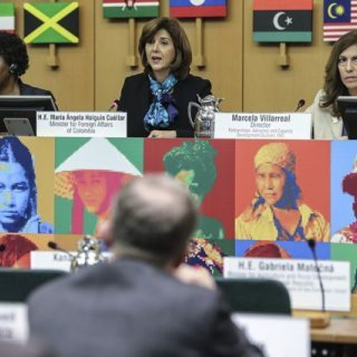 High-level event on rural women - Closing session-FAO-Brave Ndisale