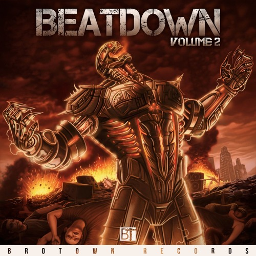 Download Barron - Omega [BroTown Beatdown Vol. 2]