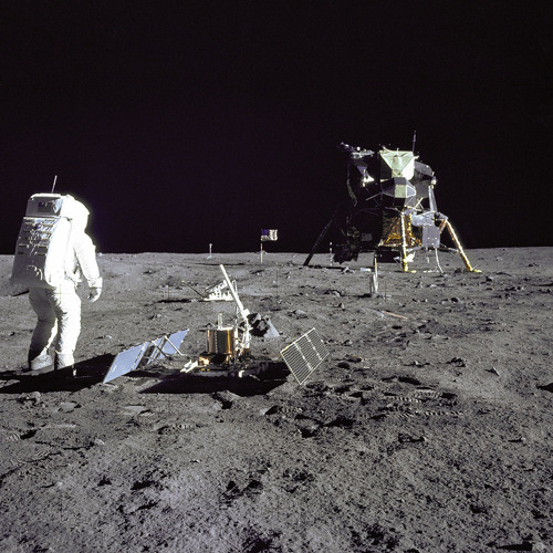 The Lunar Legacy, with Buzz Aldrin