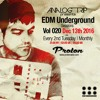 Analog Trip @  EDM Underground Sessions Vol020 Protonradio 13-12-2016 | Free Download