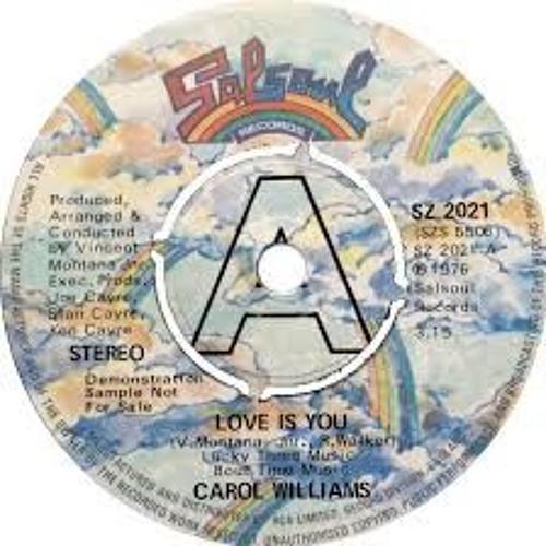 Carol Williams - Love Is You (John Birbilis Extended Mix)