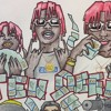Lil Yachty X K$upreme- Ten Deep