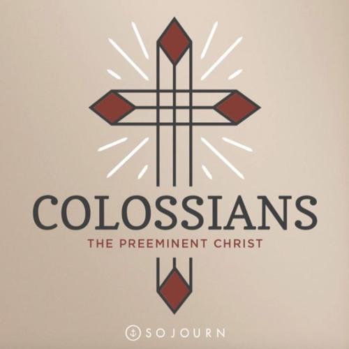 Week 1: Colossians 1:1-14 - The New Kingdom