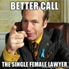 Brett and Justin Work From Home: Single Female Lawyer