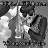 We Are Number One but the lyrics are on top of a blues backing track