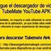 Descargue El Descargador De Videos De TubeMate You