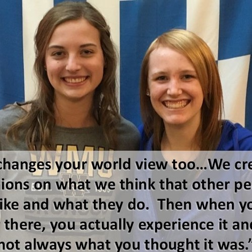 Episode 76--Abby Snay & Nicole Dekker, Hamilton High School